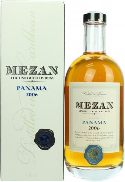Mezan Panama Rum 2006 40.0% 0,7l