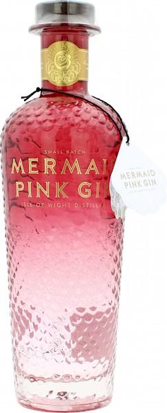 Mermaid Pink Gin Isle of Wight