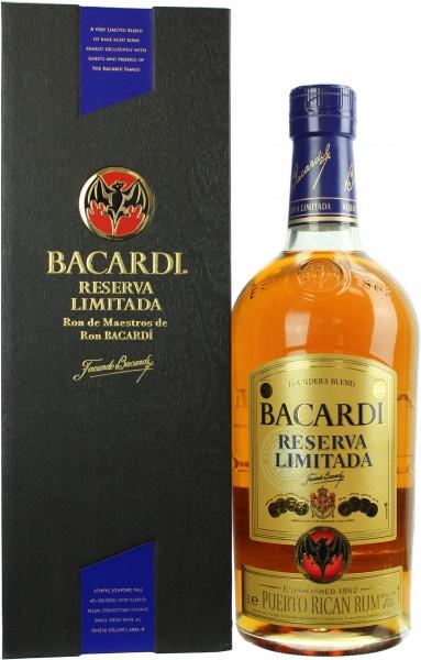 Bacardi Gran Reserva Limitada 40.0% 1 Liter