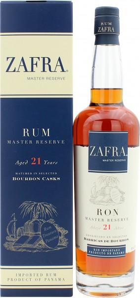 Zafra Master Reserve 21 Jahre