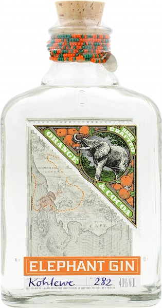 Elephant Gin Orange & Cocoa