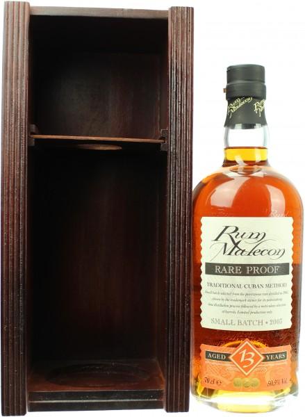 Malecon Rare Proof Rum 13 Jahre 50.5% 0,7l
