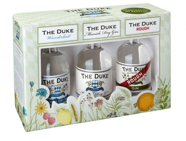 The Duke Gin Tasting Set 3x100ml