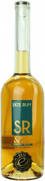 EKTE Spiced & Rich 43.0% 0,7l