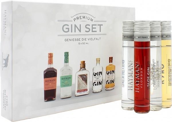Sierra Madre Gin Tasting Set 40.26% 5x50ml