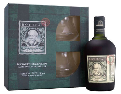 Ron Botucal Reserva Exclusiva Geschenkset mit 2 Tumblern