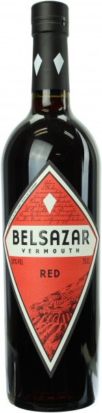 Belsazar Vermouth Red 18.0% 0,75l