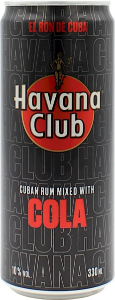 Havana Club Rum & Cola Dose
