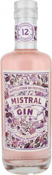 Mistral Small Batch Gin