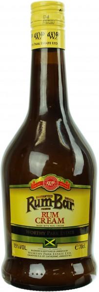 Rum-Bar Worthy Park Estate Cream Liqueur 15.0% 0,7l