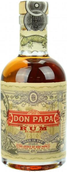 Don Papa Rum 40% vol. 200ml