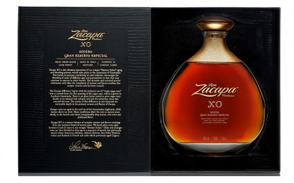 Ron Zacapa XO Rum 40% 0,7l