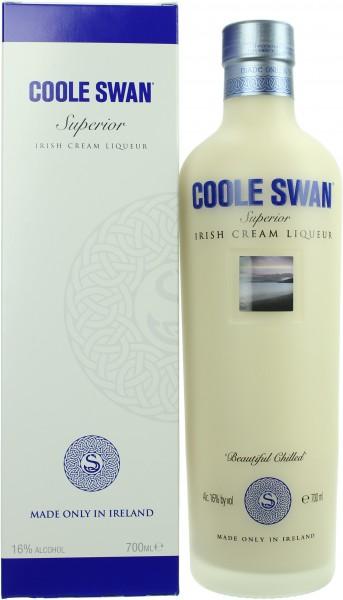 Coole Swan Whiskey Liqueur 16.0% 0,7l