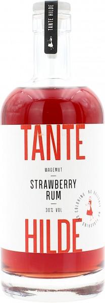 Tante Hilde Wagemut Strawberry Rum