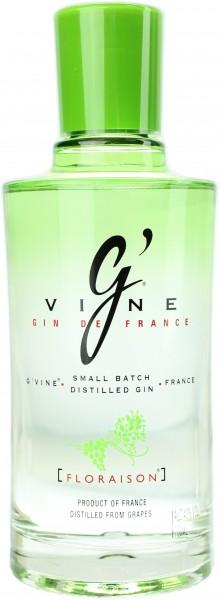 G-Vine Florasion Gin 40.0% 0,7l