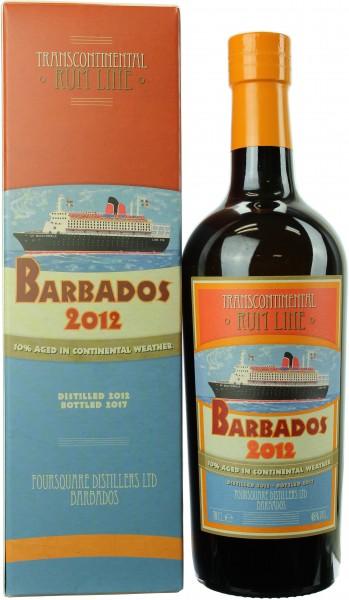 Barbados 2012 Transcontinental Rum Line #14 46.0% 0,7l