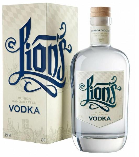 Lion's Munich Vodka