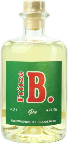 Fritze B. Gin 45.0%