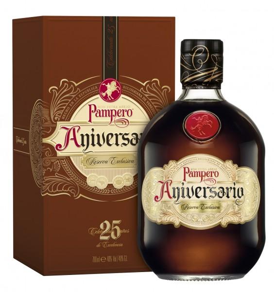 Ron Pampero Aniversario 40% 0,7l