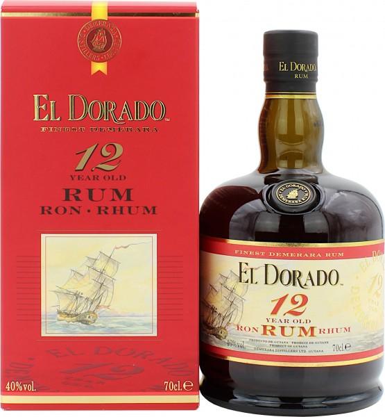 El Dorado Rum 12 Jahre