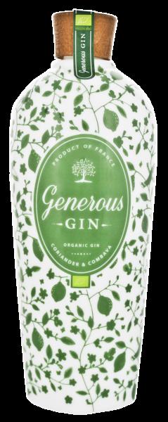 Generous Gin Organic 44.0% 0,7l