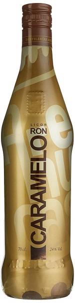 Ron Arehucas Caramelo Rum Likör