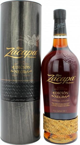 Ron Zacapa Edicion Negra