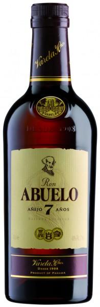 Abuelo 7 Jahre Rum 40% vol. 0,7l