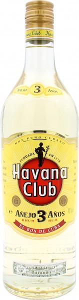 Havana Club Rum Anejo 3