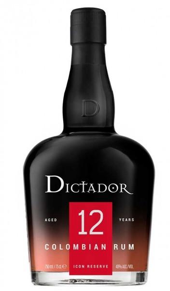 Dictador Rum 12 Jahre Icons Reserve