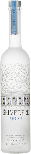Belvedere Vodka 40.0% 0,7l