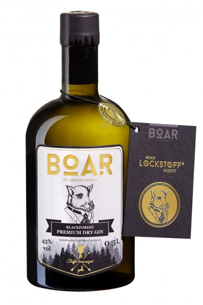 BOAR Black Forest Dry Gin