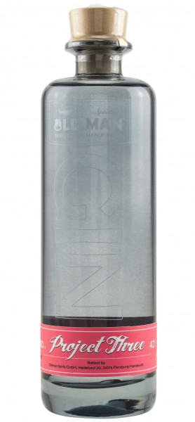 Old Man Gin Project Three