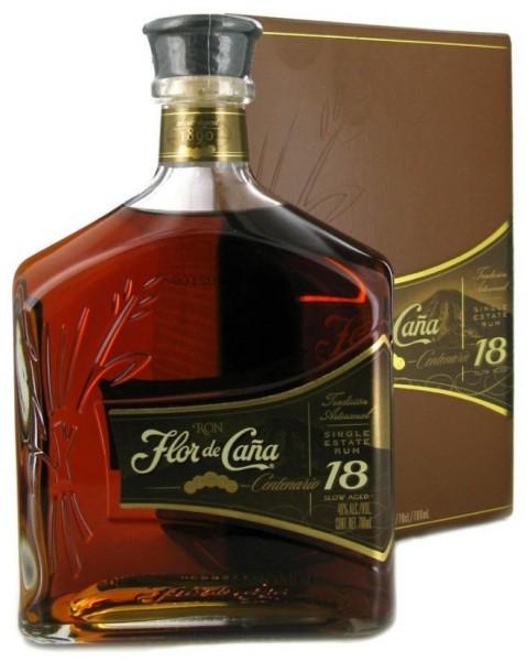 Flor de Cana 18 Jahre Centenario Gold 40.0% 0,7l