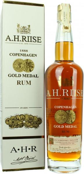 A.H. Riise 1888 Copenhagen Gold Medal Rum 40.0% 0,7l