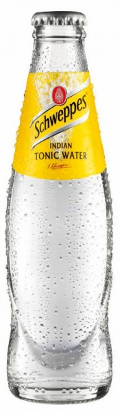 Schweppes Indian Tonic Water 0,2l