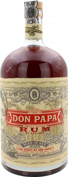 Don Papa Rum 40% 4,5l