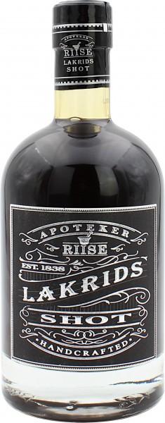 A.H. Riise Apoteker Lakrids Shot
