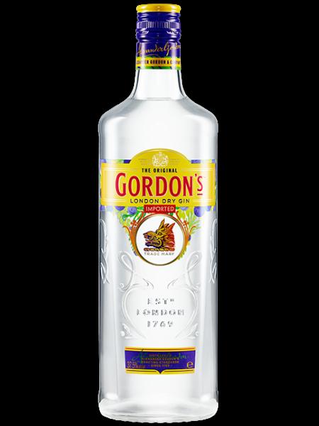 Gordon's London Dry Gin 37.5% 1 Liter