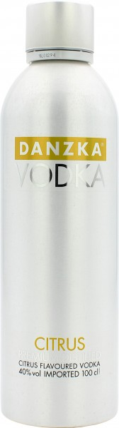 Danzka Vodka Citrus