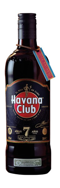 Havana Club Rum Anejo 7 Jahre 40.0% 0,7l