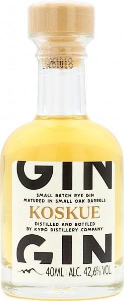 Miniatur Kyrö Koskue Rye Gin