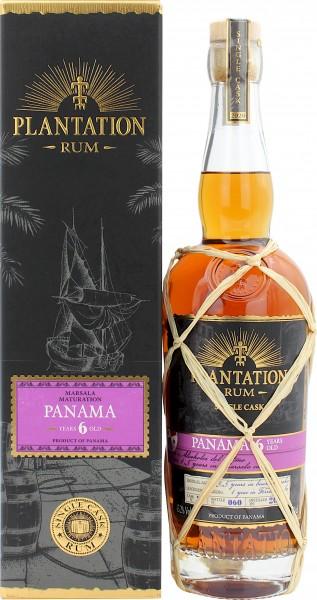 Plantation Rum Panama 6 Jahre Masala Single Cask