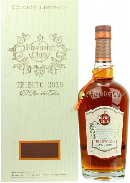 Havana Club Tributo 2019