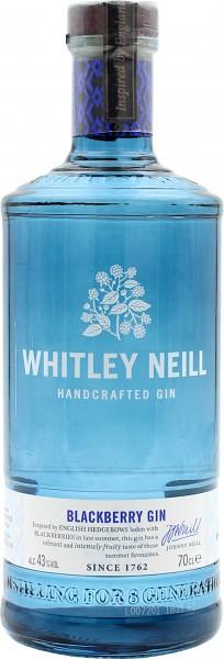 Whitley Neill Blackberry Gin