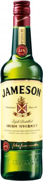 Jameson Irish Whiskey 40.0% 0,7l