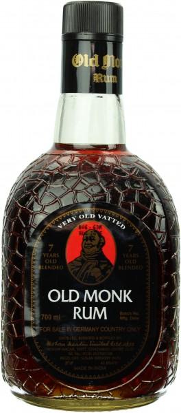 Old Monk 7 Jahre Rum
