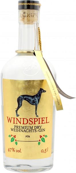 Windspiel Premium Dry Gin Weihnachtsedition 2020