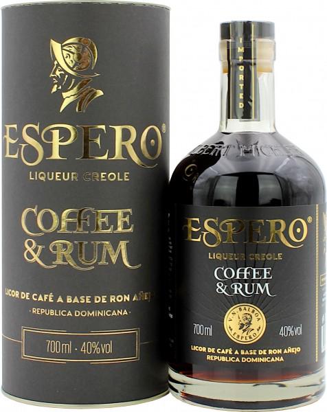Ron Espero Coffee & Rum Liqueur Creole