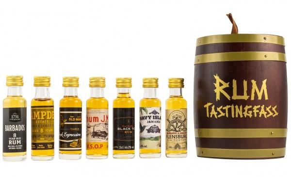 Rum Tasting Fass